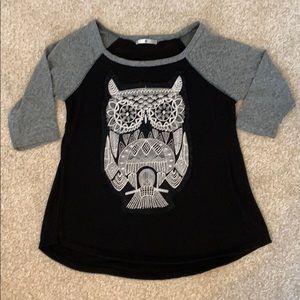 Blu Planet OWL shirt, XL